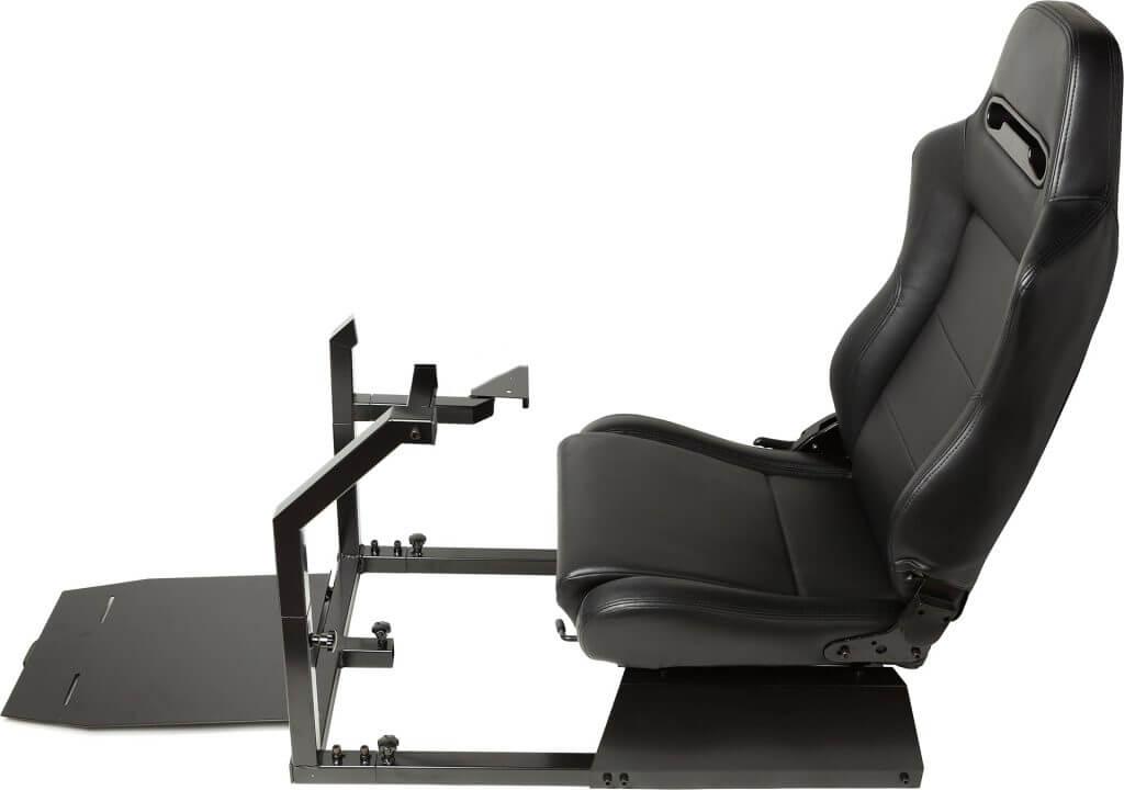 Bild eines Rennsitzer (Racing Seat)